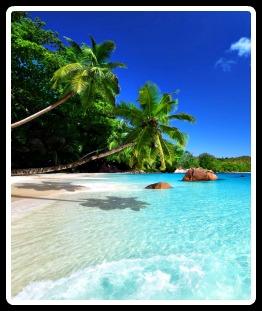 Praslin Beach