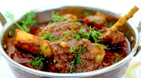 South Indian Meat Curry