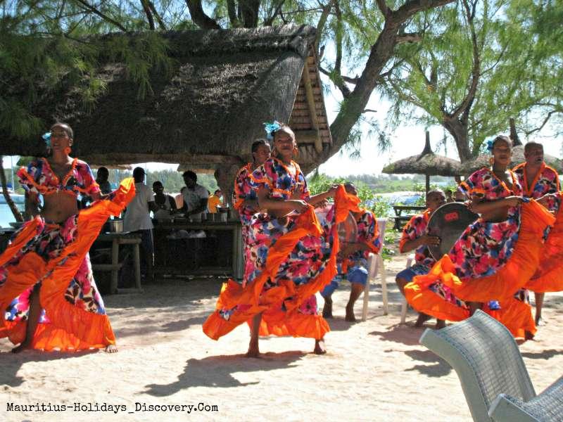 Mauritius Sega Dance