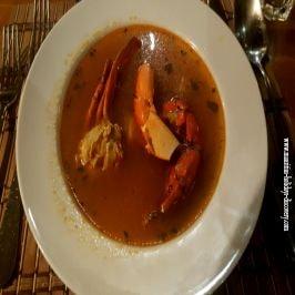 Andrea Lodges - Bouillon De Crabe