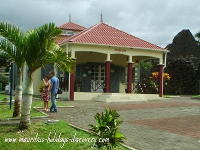 The Frederik Hendrik Museum Old Grand Port Mauritius