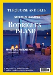 Exotic Rodrigues Honeymoon Travel