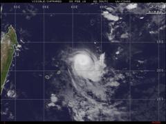 Tropical Cyclone Mauritius