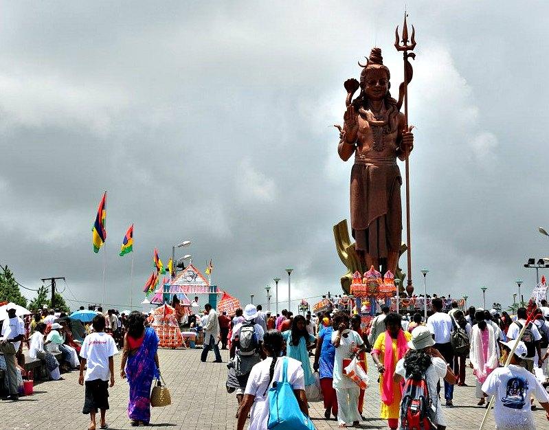 Maha Shivaratri at Ganga Talao