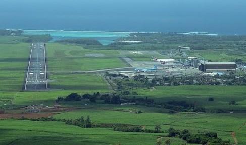 Airport of Mauritius