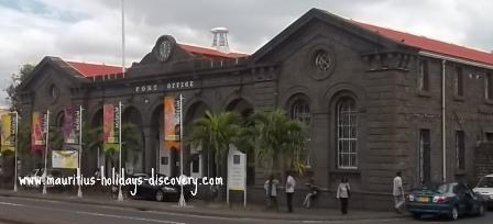 Mauritius Postal Museum