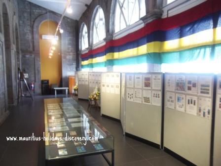Mauritius Postal Museum Gallery
