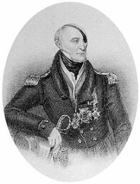 Captain Willoughby - The Naval Battle of Grand Port, Mauritius