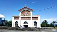 Notre Dame des Laves, Réunion Island