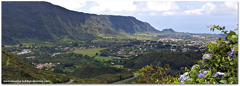 Plaine des Palmistes - Réunion Island