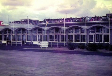Plaisance Airport Mauritius