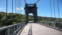 Le Pont Suspendu -Réunion Island