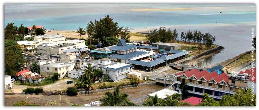 Port Mathurin. Ile Rodrigues