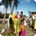 Thaipoosam Cavadee in Mauritius