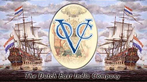 Vereenigde Oostindische Compagnie – VOC