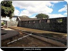 Aapravasi Ghat Dormitory, Mauritius