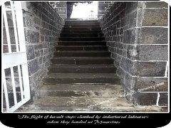 Aapravasi Ghat Stairs, Mauritius
