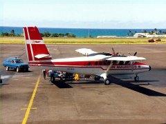 Twin Otter d'Air Mauritius