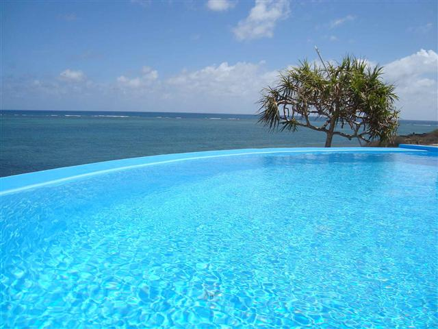 Auberge du Lagon Swimming Pool