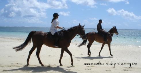 Belle Mare Beach - Mauritius