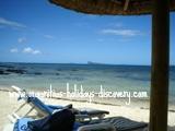 pointe Aux Canonniers beach, Mauritius