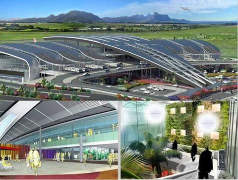 Mauritius Airport New Terminal