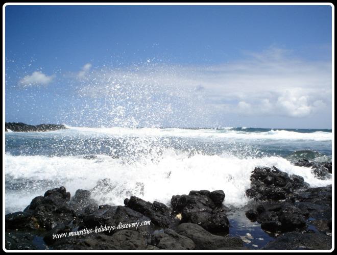 Roches Noires Beach, Mauritius
