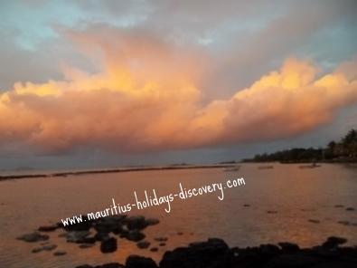 Mauritius Clouds