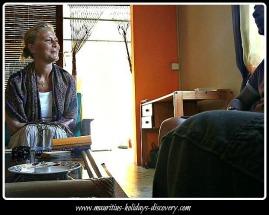 Cathy Muller At Mauritius Vortex