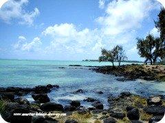 Beaches of Mauritius, Anse la Raie
