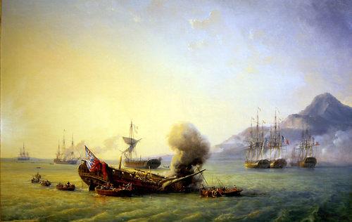 Battle of Grand Port