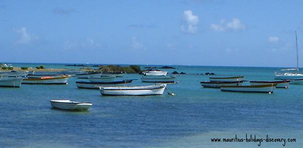 Cap Malheureux beach, Mauritius