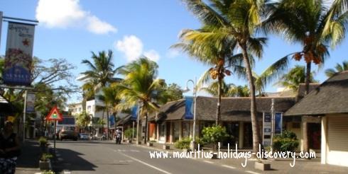 Sunset Boulevard Shopping Village, Grand Bay