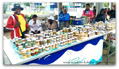 Port Mathurin Market
