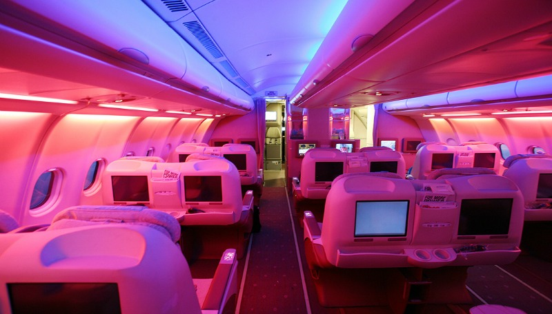 Business Class, Turkish Airlines