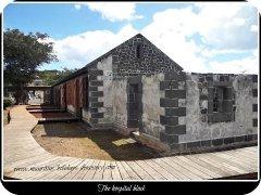 Aapravasi Ghat Hospital, Mauritius