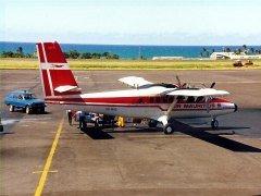 Air Mauritius Twin Otter