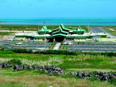 Rodrigues Island Airport
